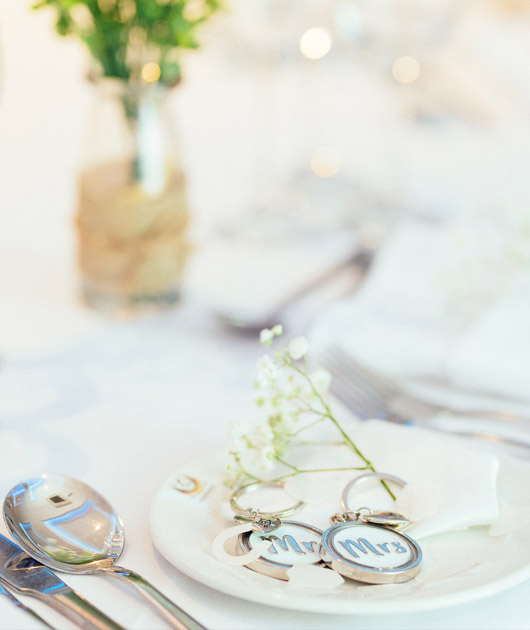 Lynnhurst Wedding Detail Table